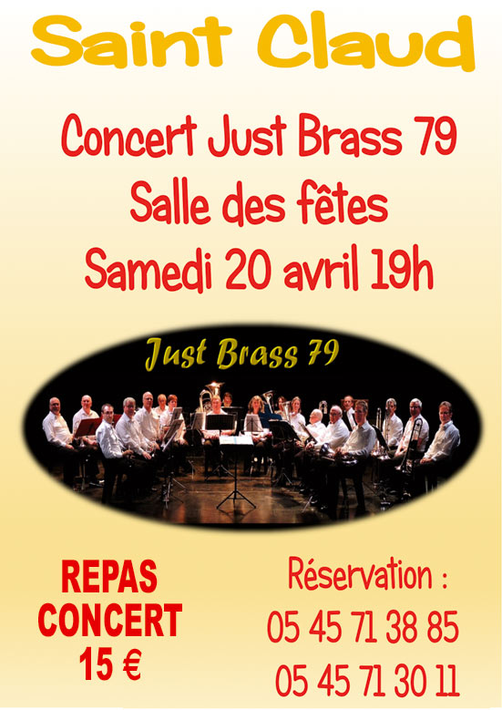 CONCERT SAINT CLAUD